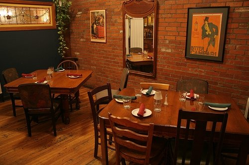 Ambrosia Italian Restaurant