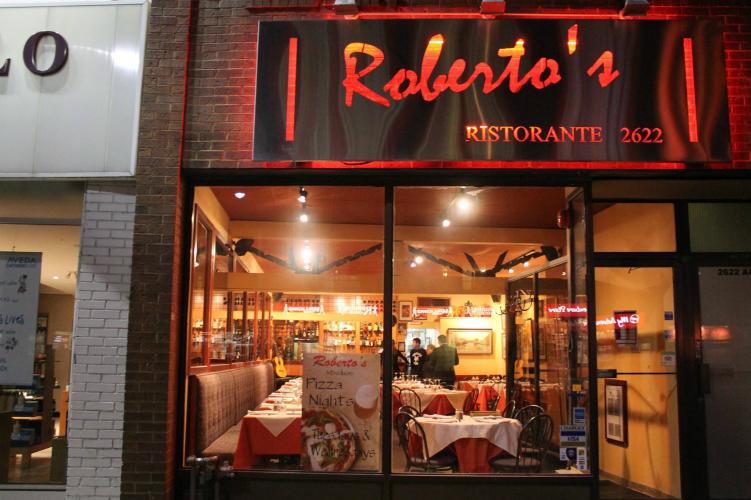Roberto Italian Restaurant Italy Eat Food