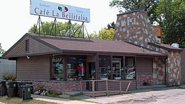 Cafe la BellItalia – Madison – Wisconsin