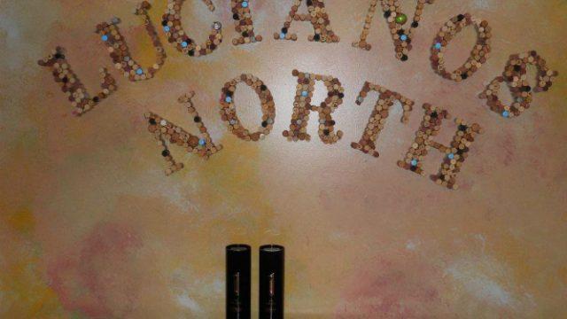 Luciano Italian restaurant wine cellar