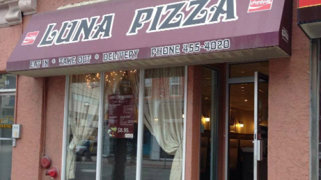 Luna Italian Pizza