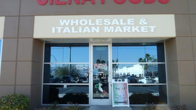 Siena Foods italian food distributor